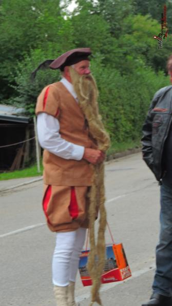 Harley Davidson Treffen - Brauhaus Haselbach