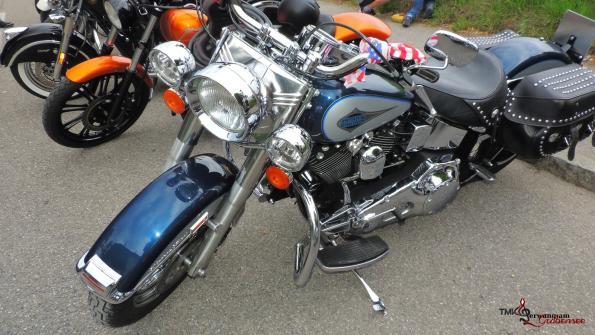 1. Harley - Treffen in Haselbach - Tourismus Braunau am Inn